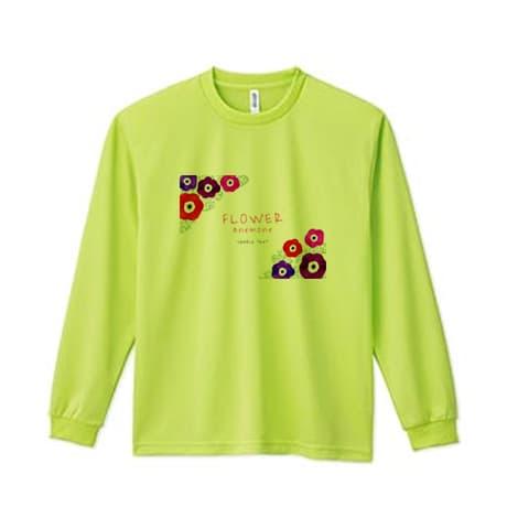 スポーツドライロングTシャツ