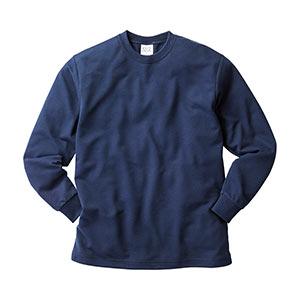 ハニカム 長袖Tシャツ(リブ有り)