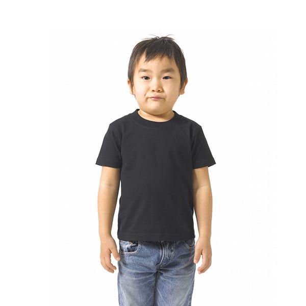 モデル身長108㎝/110cmサイズ/ブラック着用