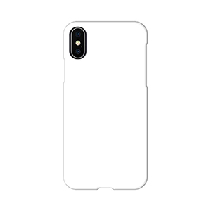 iPhoneX/Xs ケース 全面印刷(コート素材)