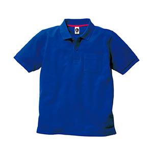 ベーシックスタイルポロシャツ(ポケット付)