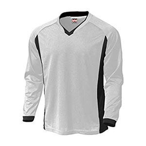 ベーシックロングスリーブサッカーシャツ