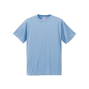 ドライシルキータッチ キッズTシャツ