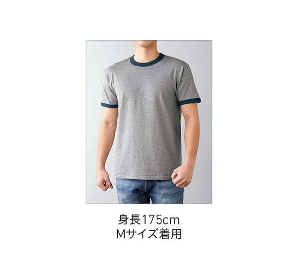 Mサイズ着用イメージ