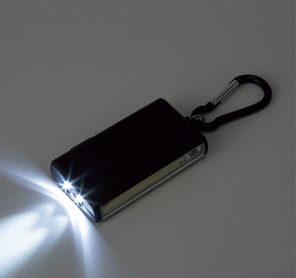 ライト点灯時②