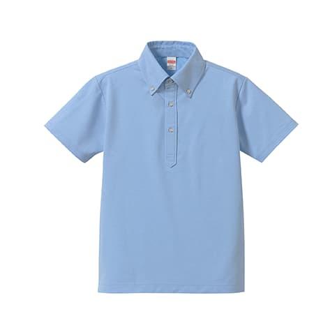 ドライカノコユーティリティーボタンダウンポロシャツ