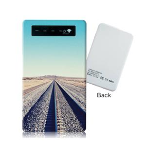 インジケータ有モバイルバッテリー4000mAh
