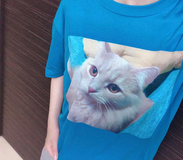 愛猫の写真をプリント!スマホからすぐに注文できて届くのも早くて助かりました。20代・男性・ Caffe Latte さん