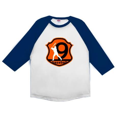 ラグランTシャツ(七分袖)