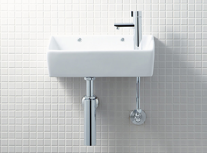 【case4】トイレ手洗が、においの犯人の可能性も⁉