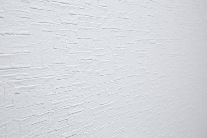 リフォームしたトイレの壁材
