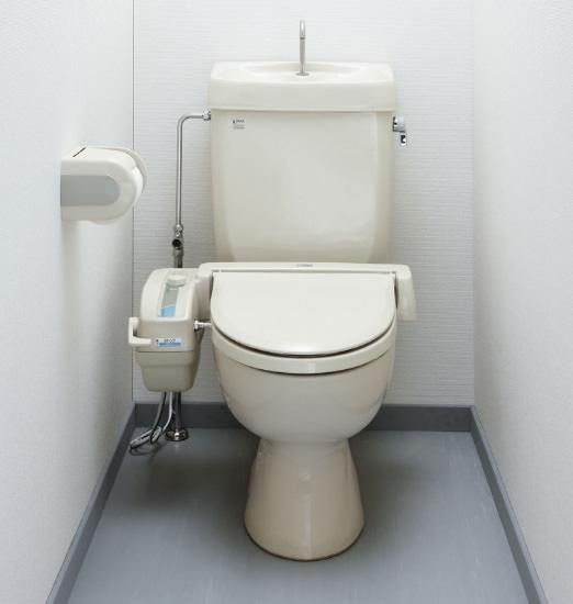 トイレの大きさ