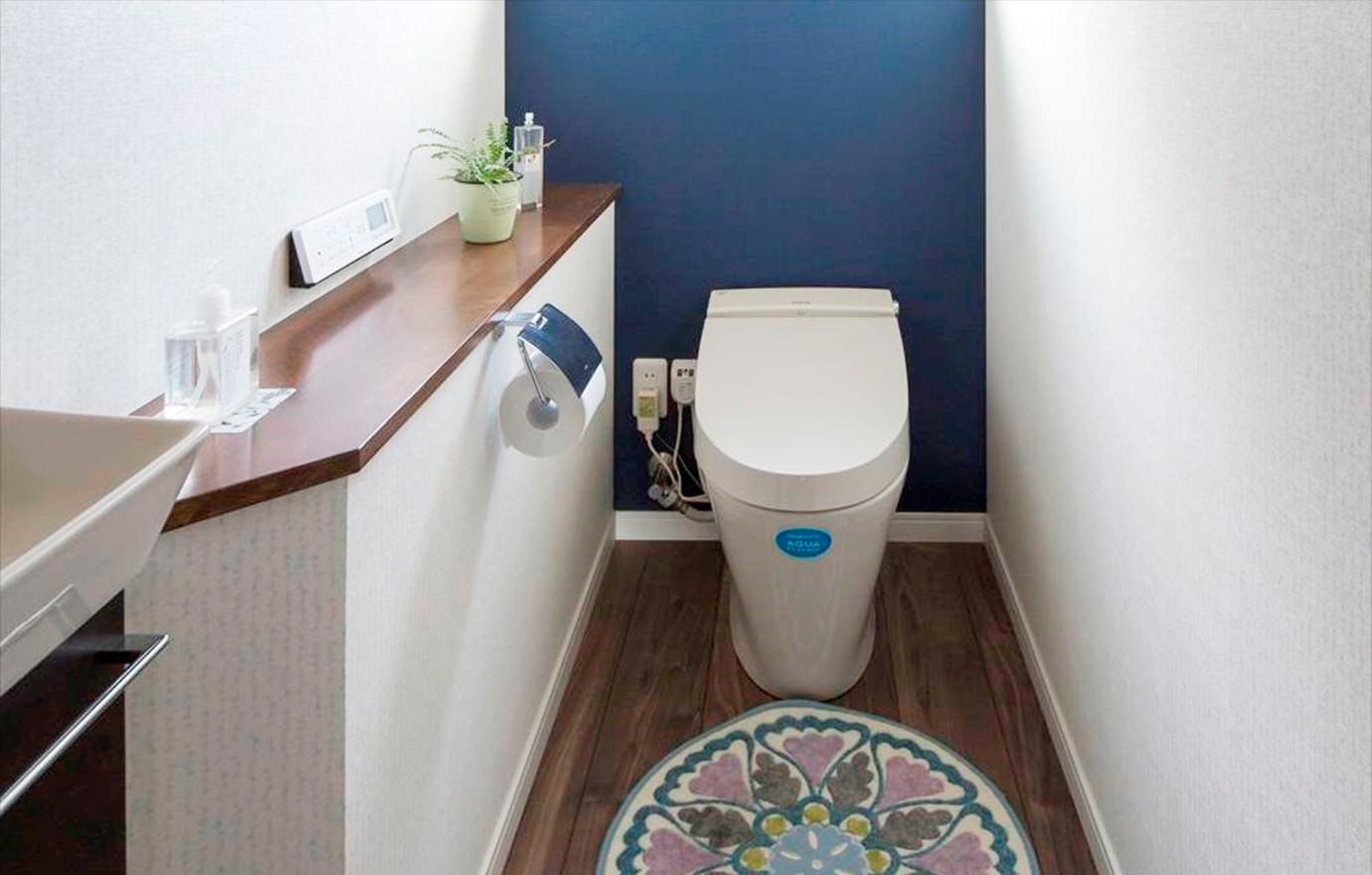 地味トイレから卒業!オシャレトイレ実例集
