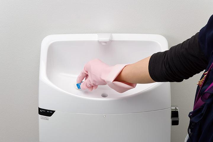 普通の掃除では落ちない強固な汚れの落とし方