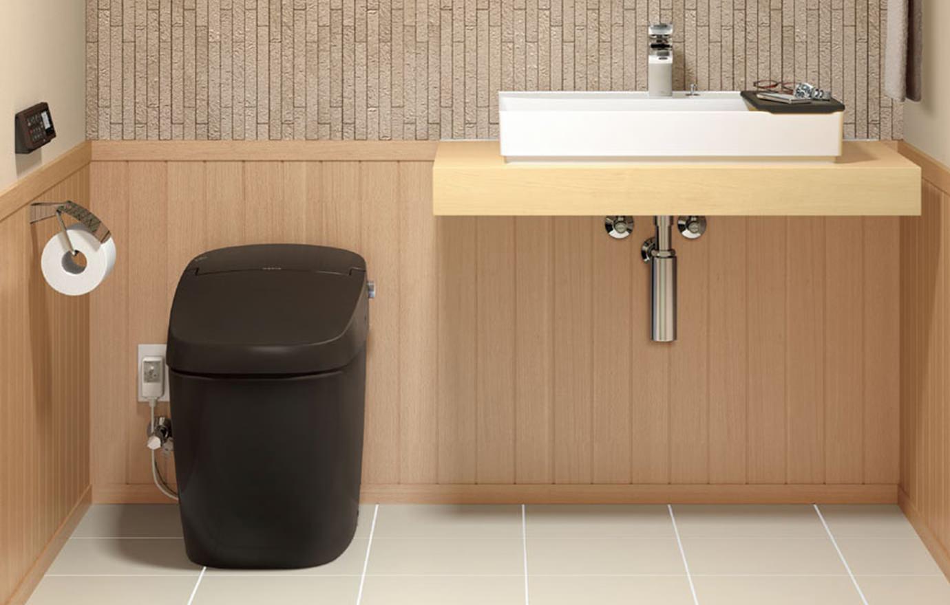水道・電気代が年間約2万円節約できる! 最新トイレの節水・節電性能