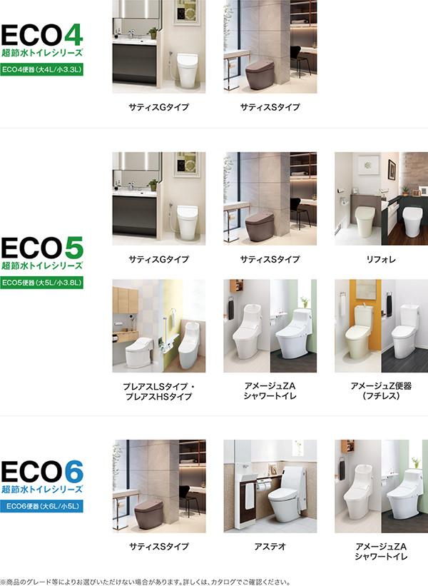 ECOシリーズ一覧