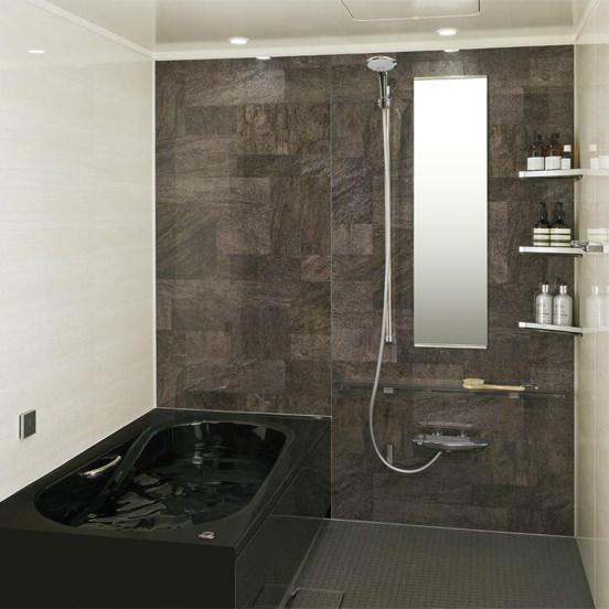 バスルーム選びのポイント② 機能や性能で商品のシリーズを決める