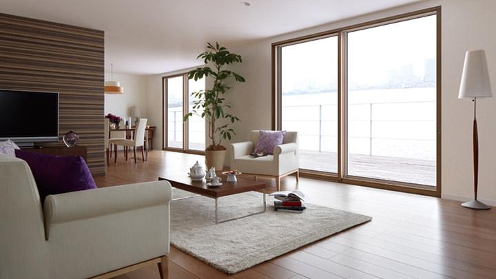 家全体の断熱性能を左右する窓をしっかり確認する