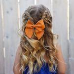パーティーや発表会にも使える子供の可愛い髪の結び方大特集!のサムネイル画像