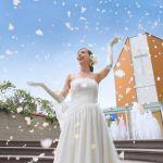 ジューンブライドと呼ばれる6月の結婚式は、幸せになれる?!のサムネイル画像