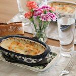 料理が苦手な方にもおすすめ!グラタン皿を使った褒められレシピのサムネイル画像