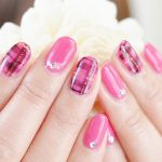 乙女心をくすぐる!可愛いピンクのチェックのファッションアイテムのサムネイル画像