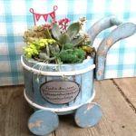ガーデンのワンポイントに!自分だけの素敵な寄せ植えを作ろう!のサムネイル画像