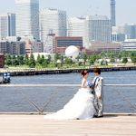 40代女性にしっくり似合う 大人婚のためのウェディングドレスのサムネイル画像