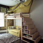 お部屋が見違える!ロフトベッドのお洒落な活用法、DIY事例をご紹介のサムネイル画像