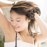 大胆な脇見せグラビアがセクシーな筧美和子の脇の脱毛方法とは?のサムネイル画像
