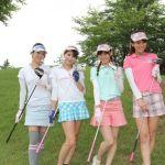 ゴルフの季節がやって来た!おしゃれなゴルフウェアコーディネート集のサムネイル画像
