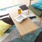 狭いリビングにもおすすめ!折りたたみローテーブルをご紹介しますのサムネイル画像