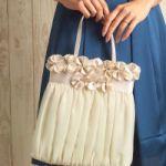 大人女子のたしなみ、かわいいサブバッグでワンランク上のお洒落を!のサムネイル画像