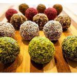 【簡単に作れる!】海外で大人気のヘルシースイーツ ブリスボールのサムネイル画像