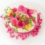 『まるでケーキ!』な、ベジデコサラダ®で美味しく楽しく美しく!のサムネイル画像