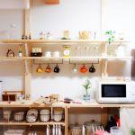 狭いマンションのキッチンでも【オシャレ&機能的】に使えるアイデアのサムネイル画像