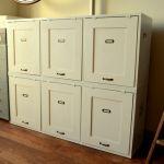 収納ボックスに扉をつけて、オリジナルのおしゃれ家具を作ろう!のサムネイル画像