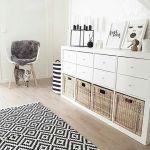 人気商品!IKEAのシェルフユニット【KALLAX】をお洒落に活用しよう!のサムネイル画像