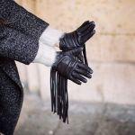 レディース用の革手袋でクラス感アップ!女子力を上げる手袋選びのサムネイル画像