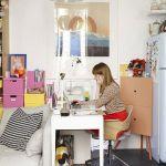 角を活かした省スペースなおすすめ収納!IKEAのコーナーキャビネットのサムネイル画像
