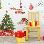 今年のクリスマスはウォールステッカーで素敵にコーディネート♪のサムネイル画像