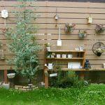 【エクステリア】目隠しフェンスでお庭を素敵なプライベート空間にのサムネイル画像