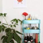 真似したい!IKEAの大人気キッチンワゴンで作るお洒落な収納!のサムネイル画像