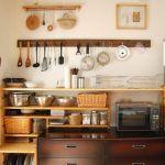 【DIY初心者さん向け】簡単!オシャレなキッチン収納を手作りしようのサムネイル画像