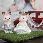 かわいいウェルカムドールを手作りして真心たっぷりの結婚式♡のサムネイル画像