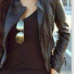 大人女子の本命レザージャケットはラムがおすすめ!甘&辛コーデ案♡のサムネイル画像