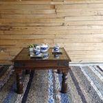 部屋の模様替え!ローテーブルでアンティーク調な部屋はいかが?のサムネイル画像