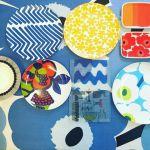 かわいい!軽い!かさばらない!おすすめ食器♡メラミンプレートのサムネイル画像