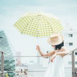 そろそろ【日傘】を買おう!折りたたみと長傘、くらべてみました。のサムネイル画像