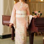 結婚式はこれで決まり!おしゃれな訪問着の着こなし方まとめのサムネイル画像